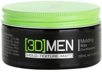 Schwarzkopf Professional [3D] MEN vosek za lase